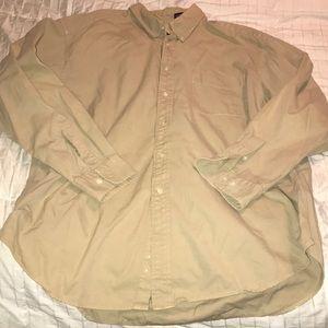 Men's Gap XL Long Sleeve Shirt
